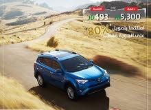 60,000 - 69,999 km Toyota RAV 4 2016 for sale