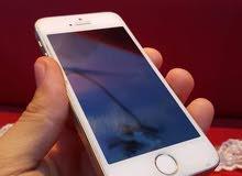 ايفون 5s ذاكرة 16 بي مجال بسيط (اقره الوصف)