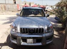 50,000 - 59,999 km mileage Toyota Prado for sale