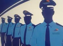 مطلوب رجال أمن جادين للعمل ( وظيفة حراس أمن ) التوظيف