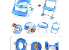 KIDS SEAT TOILET TRAINER POTTY 3 IN 1 & REDUCER