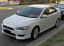 Lancer 2016 for rent in Giza