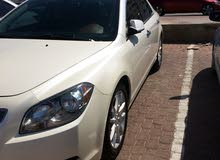 Beige Chevrolet Malibu 2012 for sale