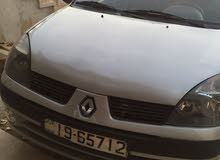 2004 Used Clio with Manual transmission is available for sale