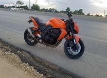 Kawasaki motorbike for sale made in 2013