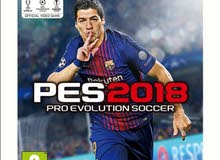 Pro Evolution Soccer 2018 (newly released)