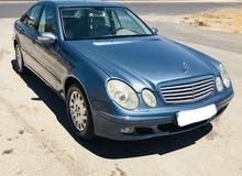 مرسيدس موديل 2004 E200
