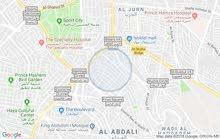 شقه مفروشه للإيجار - جبل الحسين