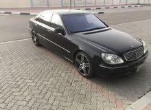 Mercedes Benz S55 AMG 2001 - Al Ain