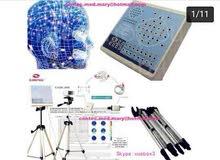 جهاز تخطيط المخ والأعصاب EEG 24 channels