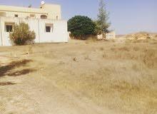 منزل من دورين + هيكل .. سيدي السائح -قصر بن غشير