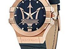 مطلوب ساعه مازيراتي Maserati watch wanted