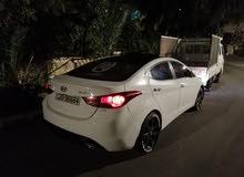 Automatic Hyundai Elantra 2013