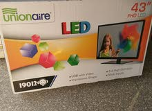New 43 inch screen for sale in Giza