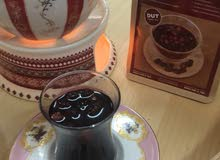 شاي بحبات التوت الطبيعيه