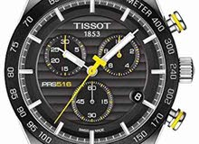 ساعة تيسوت TISSOT كونغراف اصليه جديدة
