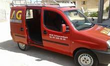 سيارة تجارية صغيرة نقل بضائع فيات دوبلو محرك 16*16