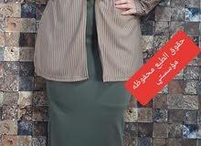 فساتين للبيع : قمصان : اقمسة وعبايات : ملابس داخلية : معاطف : ارخص اسعار  بغداد الشماسية