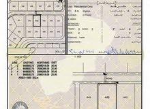 ارخص ارض سكنية مستوية في مرتفعات العامرات التاسعة-المالك