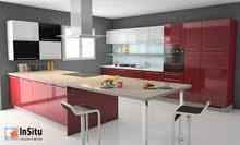 رفع قياس وتخطيط وتصميم المطابخ المنزلية خبرة 11 سنة