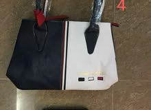 Tommy Hilfiger bags - black and white hand bag