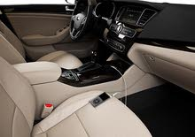 Gasoline Fuel/Power   Kia Cadenza 2014
