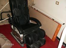 الة رياضية متعددة الاستخدام وكرسي تدليك او مساج للبيع