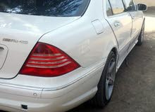 Automatic Mercedes Benz 2001 for sale - Used - Al Qabil city