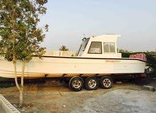 قارب الدرازي