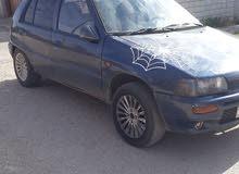 Manual Blue Daihatsu 1988 for sale