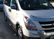 Hyundai H-1 Starex 2014 For Rent - White color