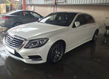 Automatic Mercedes Benz 2016 for rent - Amman