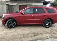 For sale Dodge Durango car in Basra
