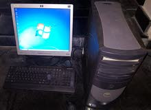 كمبيوتر مكتبي dell