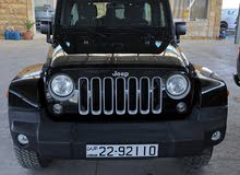 Jeep Wrangler made in 2016 for sale