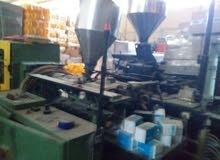 مصنع بلاستيك للبيع بالخمس