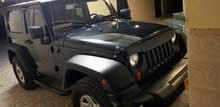 Black Jeep Wrangler 2008 for sale