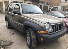 Used condition Jeep Liberty 2005 with  km mileage