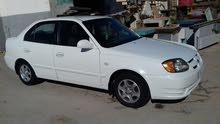 Hyundai Verna 2003 For sale - White color