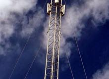 برج انترنيت 7 قطع للبيع