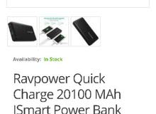 power bank rave power 21000 mah