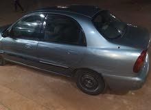 للبيع دايو لانوس موديل 2007 فبريكة السعر 83000 من القاهره ت 01222660474