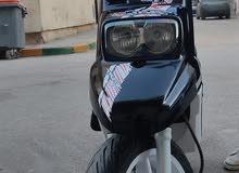 دراجة نارية ممتازة Yamaha MBK