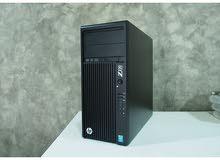 HP Workstation Z230 بيشغل جميع برامج الفوتوشوب والاوتكاد بكفااءه