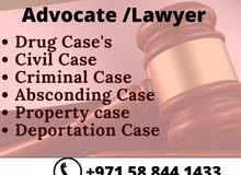 legal advocates and consultant Dubai