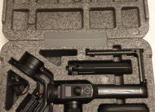 moza aircross2 camera gimbal
