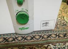 كيزر صنع إيطالي أصلي نوع سيلبر بحال الجديد يعمل عالغاز( عمل له صيانة عند الوكيل
