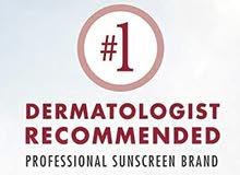 sunscreen for sensitive or acne prone skin/كريم واقي من الشمس للبشرة الحساسة/المعرضة لحب الشباب