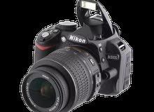 كاميره نيكون d3100 مستعملة نظيفة