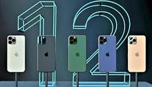 Iphone 12 128GB جديد كفالة 12 شهر بسعر مميز